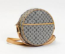 LOUIS VUITTON. SAC Jeanne en toile Monogram Mini