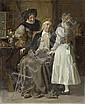 GRISON, FRANCOIS ADOLPHE (Bordeaux 1845 - 1914, Adolphe Grison, Click for value