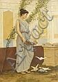 Attributed to BAKALOWICZ, STEFAN (Warsaw 1857 -, Stefan Bakalowicz, Click for value