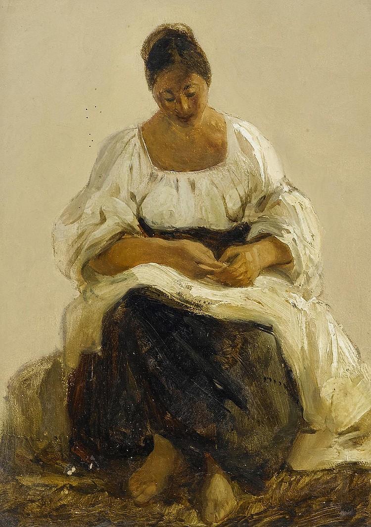 ULRICH, JOHANN JAKOB(Andelfingen 1798 - 1877