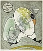 ERNST, MAX (Brühl 1891 - 1976 Paris) From 'Oiseaux