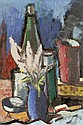 ABT, OTTO (Basel 1903 - 1981 Riehen). Still life, Otto Abt, Click for value