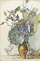 FEITH, GUSTAV (1875 Vienna 1951). Bunch of flowers, Gustav Feith, Click for value