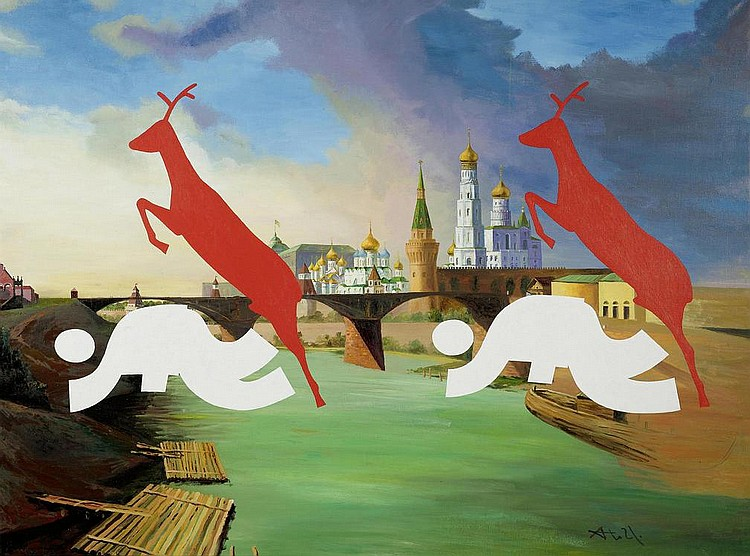 NOVIKOV, IGOR ALEXEJEVITCH (Russia 1961 - lives