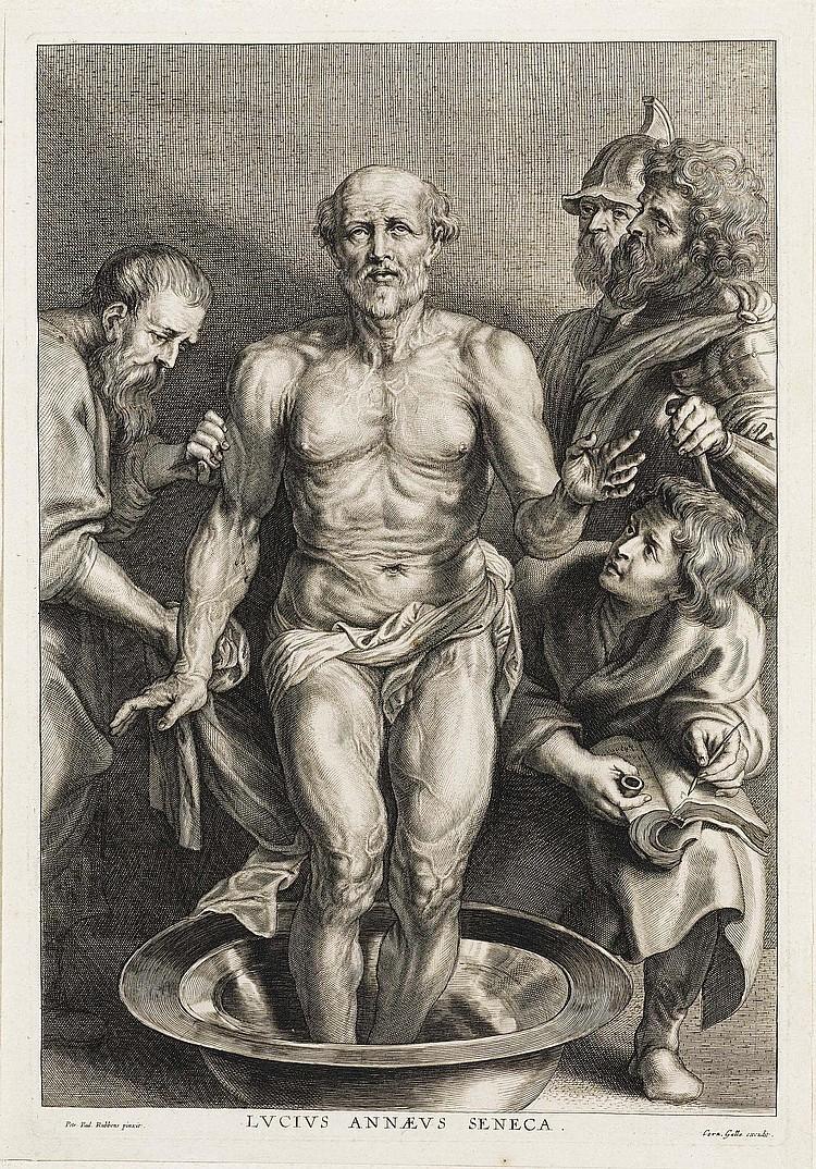 GALLE, CORNELIS I. (1576 Antwerpen 1650). Das Bad