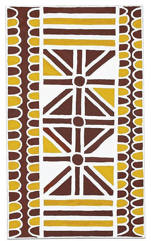 MICKEY DURRNG GARRAWURRA (1940 - 2006) Wayanka &