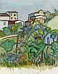 HESSE, HERMANN(Calw 1877 - 1962 Montagnola)Village, Hermann (1877) Hesse, Click for value