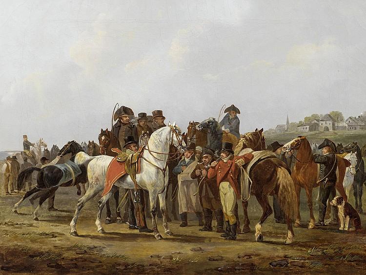 GESSNER, JOHANN CONRAD (1764 Zurich 1824) Der