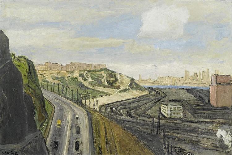 SURBEK, VICTOR (Zäziwil 1885 - 1975 Bern) City