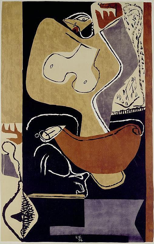 LE CORBUSIER (La Chaux-de-Fonds 1887 - 1965