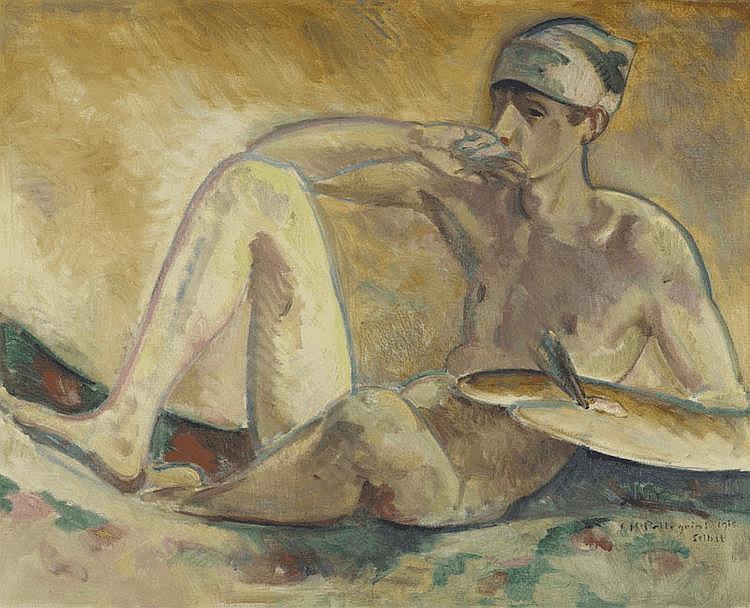 PELLEGRINI, ALFRED HEINRICH (1881 Basel 1958)
