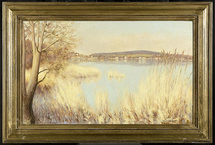 RÖTHLISBERGER, WILLIAM. (Walkringen 1861 - 1943
