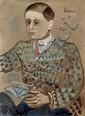 LANSKOY, ANDRÉ (Moscow 1902 - 1976 Paris) Portrait