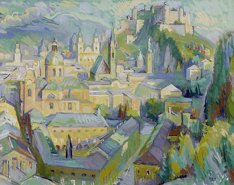 DIMAI, RUDOLF (Innsbruck 1899 - 1986 Salzburg)