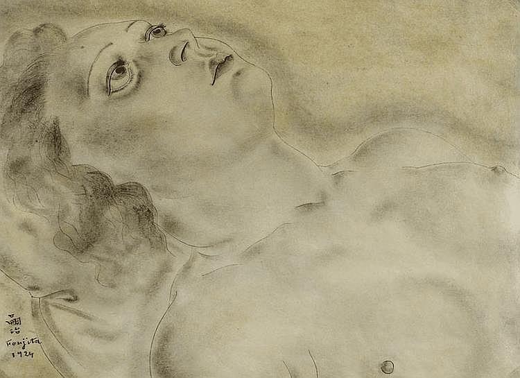 FOUJITA, LÉONARD TSUGUHARU (Tokio 1886 - 1968