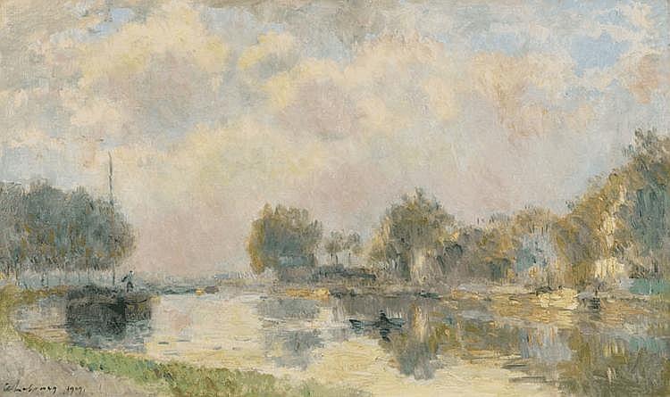 LEBOURG, ALBERT (Montfort-sur-Risle 1849 - 1928