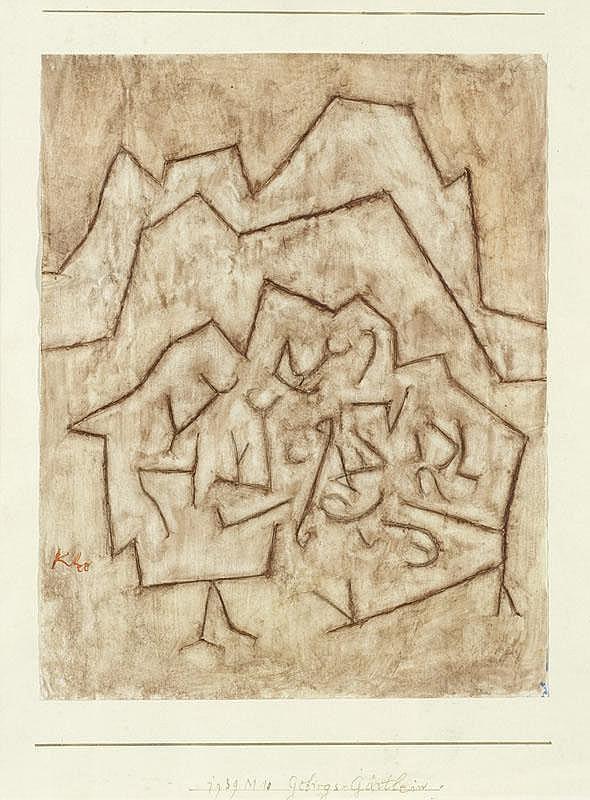 KLEE, PAUL (Münchenbuchsee/Bern 1879 - 1940