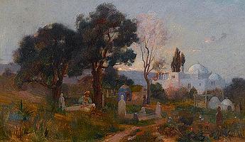 HERMENJAT, ABRAHAM(Genf 1862 - 1932 La