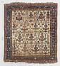 AFSHAR antique.Beige ground, patterned throughout