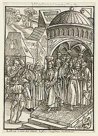 GRAF, URS (Solthurn, circa 1485 - vor 1528).Lot of