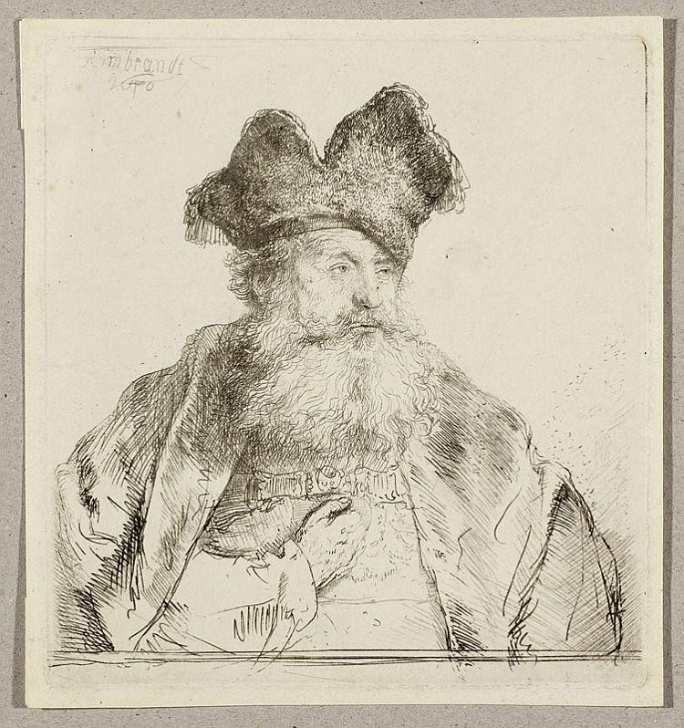 REMBRANDT, HARMENSZ VAN RIJN (Leiden 1606 -1669