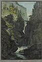 BLEULER, JOHANN LUDWIG (Feuerthalen 1792 - 1850