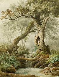 WINTERLIN, ANTON(Degerfelden 1805 - 1894