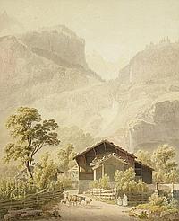 JUILLERAT, JACQUES HENRI(Motier 1777 - 1860