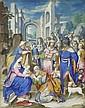 CASTELLO, GIOVANNI BATTISTA(circa 1547 Genoa circa