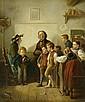 VAUTIER, BENJAMIN the elder(Morges 1829 - 1898
