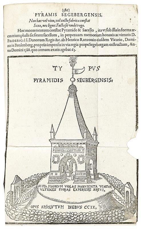 Rantzau, H. Commentarius bellicus, libris sex