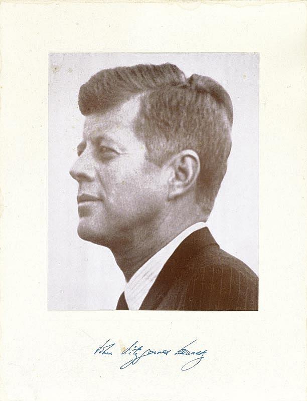 Kennedy, John Fitzgerald, Präsident der