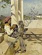 CALAME, JEAN BAPTISTE ARTHUR (1843 Geneva 1919), Arthur Calame, Click for value