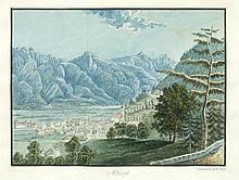 TRINER, XAVER FRANZ (Arth 1767 - 1824 Bürgeln).