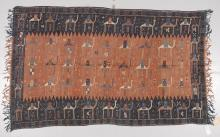 SHADDA BLANKET antique.