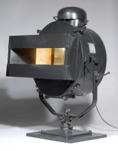 LARGE SEARCH LIGHT,