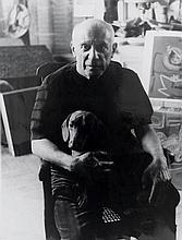 Picasso, Pablo - Quinn, Edward (1920-1997).