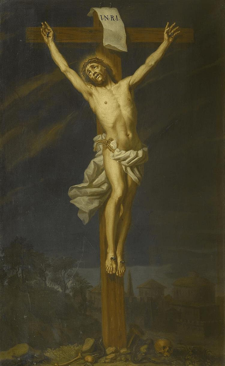 HANDMANN, EMANUEL JAKOB(Basel 1718 - 1781
