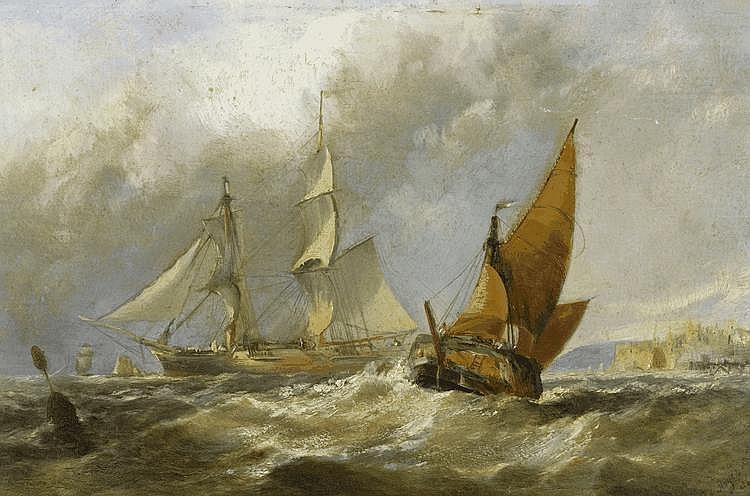 HAYES, FREDERICK WILIAM(Liverpool 1848 - 1918