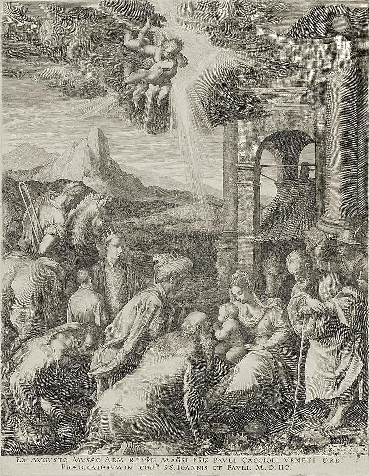 SADELER, RAPHAEL D.Ä. (Antwerpen 1561- 1632