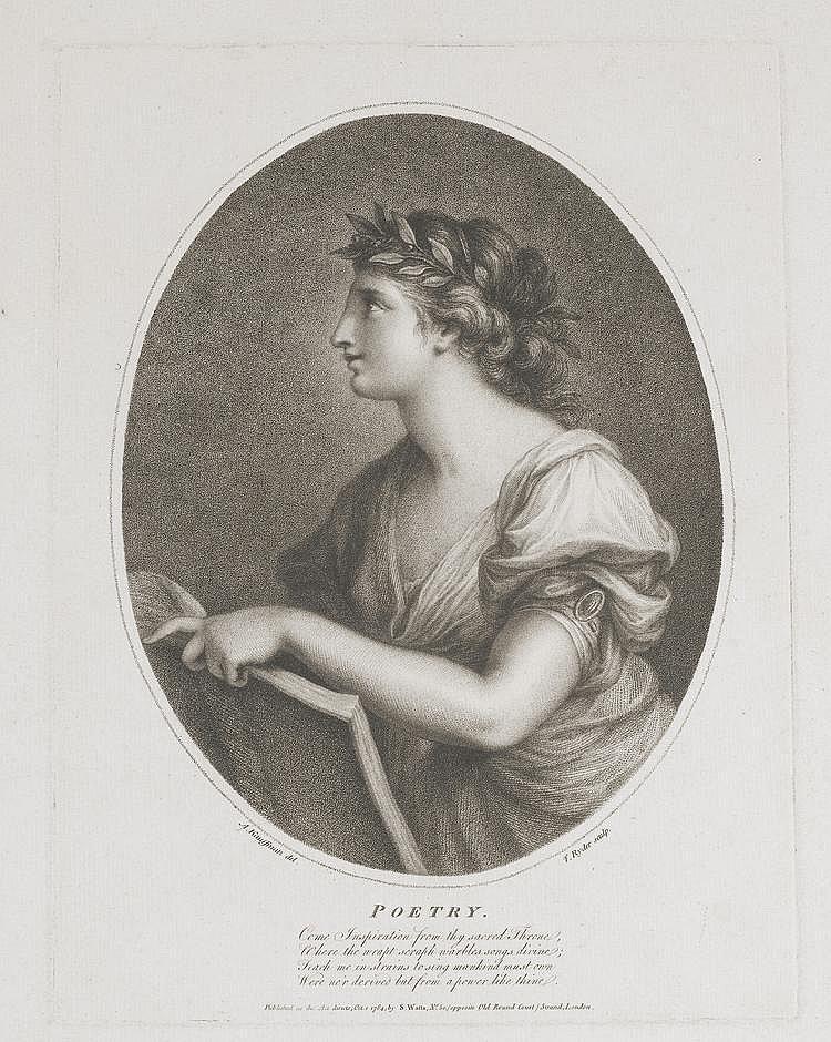 KAUFFMANN, ANGELIKA (Chur 1741 - 1807 Rom), nach.