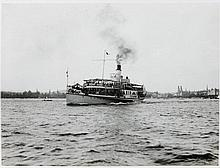 ZÜRICH - Gaberell, Jean (1887-1949). Ansicht des Z
