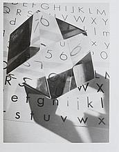 Tabard, Maurice (1897-1984). Lettres 'Peignot'. 19
