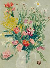 DENIS, MAURICE(Granville 1870 - 1943 Paris)Bouquet