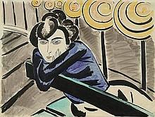 MASEREEL, FRANZ(Blankenberghe 1889 - 1972