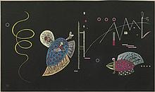 KANDINSKY, WASSILY(Moscow 1866 - 1944