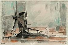 FEININGER, LYONEL(1871 New York 1956)Die