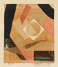 SCHWITTERS, KURT(Hannover 1887 - 1948