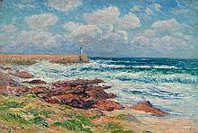 MORET, HENRY(Cherbourg 1856 - 1913 Paris)Mohle des