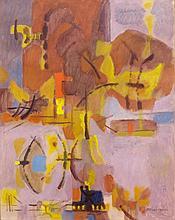 KOLOS-VARY, SIGISMOND(Banffyhunyad 1899 - 1983 La Chaux-de-Fond)Untitled.Temp